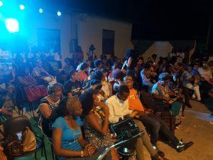 AfroMelenas en la XVIII Edición de la Conferencia Internacional de Cultura Africana y Afroamericana en Santiago de Cuba