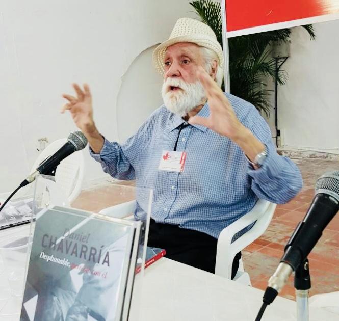 Homenaje a Daniel Chavarría