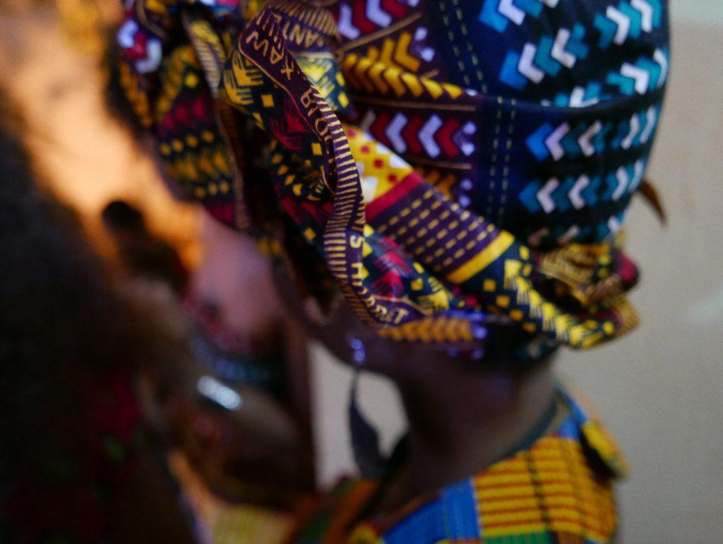 Evento de Afromelenas