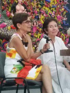 Presentación del libro de Choy León en Casa de las Américas